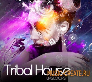 LipsLoops Tribal House от Sonart Audio - сэмплы Tribal House