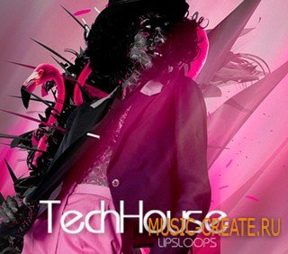 LipsLoops Tech House от Sonart Audio - сэмплы Tech House