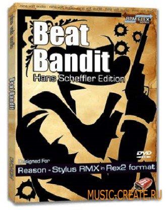 Beat Bandit Hans Scheffler Edition от Nine Volt Audio - сэмплы REX2/RMX/Refill