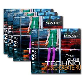 Club Techno Vol 07 от Sonart Audio - сэмплы техно