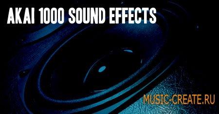 Sound Effects от AKAI - звуковые эффекты
