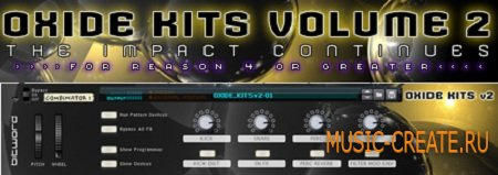 Bitword - Oxide Kits Vol. 2 LiVE (ALF DYNAMiCS) - сборка ударных
