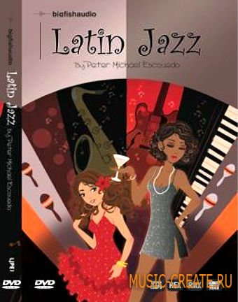 Latin Jazz от Big Fish Audio - сэмплы латинского джаза