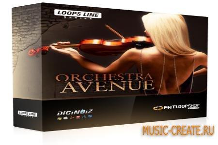Orchestra Avenue от FatLoud - сэмплы оркестровых инструментов
