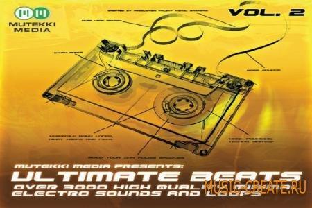 Ultimate Beats Vol. 2 от Mutekki Media - сэмплы бита