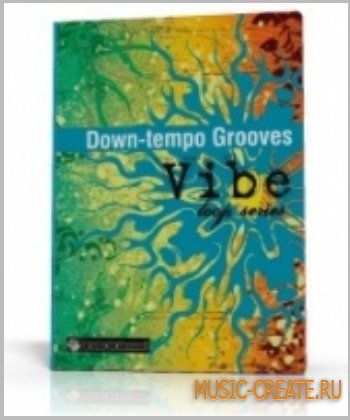 Vibe Down-tempo Grooves от Drums On Demand - сэмплы барабанов