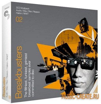 Breakbusters от Sample Magic - сэмплы брейкбит