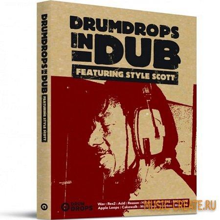 Ft Style Scott Vol. 1 от Drumdrops In Dub - сэмплы от Скотта