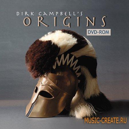 Dirk Campbell Origins от Ilio - сэмплы атмосферные исторические