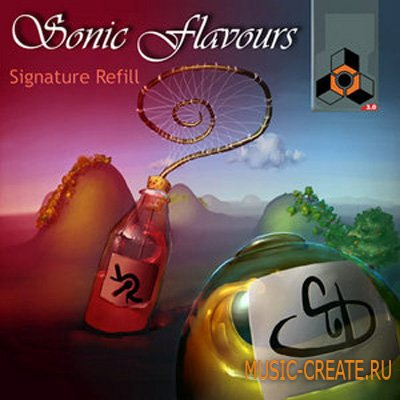 Signature Workstation от Sonic Flavours - REFILL для Reason