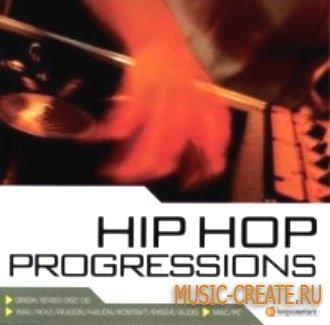 Hip Hop Progression от Big Fish Audio - сэмплы хип хоп