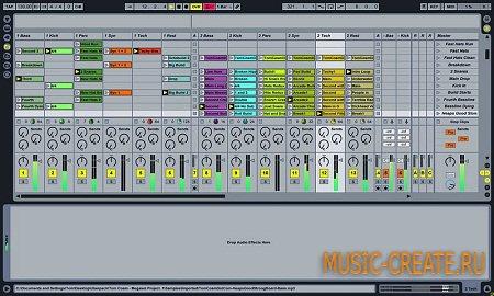 Tom Cosm Ableton Live Packs - пак для Ableton Live