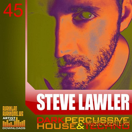 Steve Lawler Dark Percussive House And Techno от Loopmasters - сэмплы house и Techno