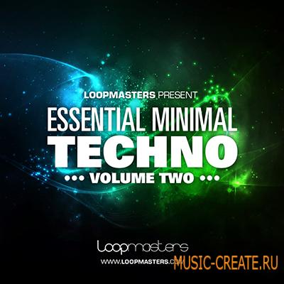 Essential Minimal Techno Volume 2 от Loopmasters - сэмплы Minimal Techno (MULTIFORMAT)