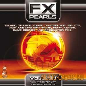 FX Pearls Vol. 1 от Mutekki Media - FX сэмплы
