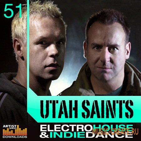Utah Saints - Electro House & Indie Dance от Loopmasters - сэмплы Breaks, Electro, Electronica, House, Techno, Electro House, Progressive House