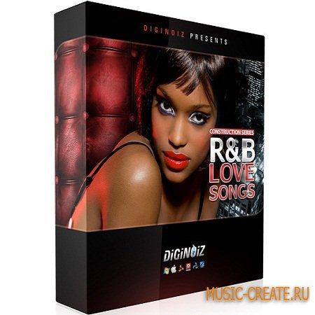 R&B Love Songs от Diginoiz / Producer Loops - сэмплы R&B, Hip Hop, Pop (MULTiFORMAT)