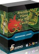Brazilian Flava Hip Hop Guitar Producers Pack от P5 Audio - сэмплы Hip Hop (MULTiFORMAT)
