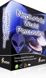 Neptunistic World Percussion Lickz от P5 Audio - сэмплы ударных (MULTiFOMAT)