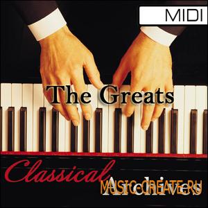 The Greats MIDI от Classical Archives - набор MIDI классических композиторов