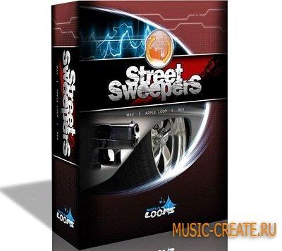 Street Sweepers от Nova Loops - сэмплы Hip Hop, Dirty South, Pop, RnB, Soul (WAV)