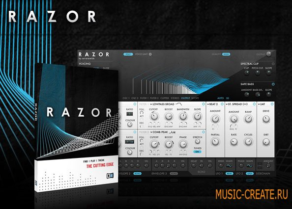 Xenos Soundworks - Electrotones Patchs For Razor