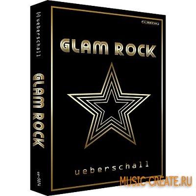 Glam Rock от Ueberschall - виртуальная гитара
