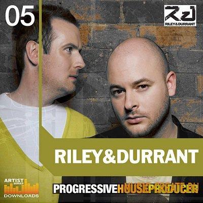 Riley and Durrant Progressive House Producer от Loopmasters - сэмплы progressive house (MULTiFORMAT)