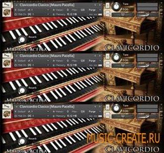Classic Clavichord Mauro Pacella - звуки клавикорда (KONTAKT)