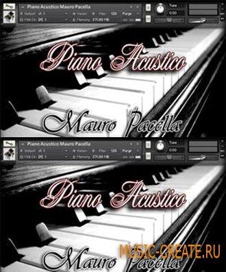Acoustic Piano Mauro Pacella - звуки акустического пианино (KONTAKT)