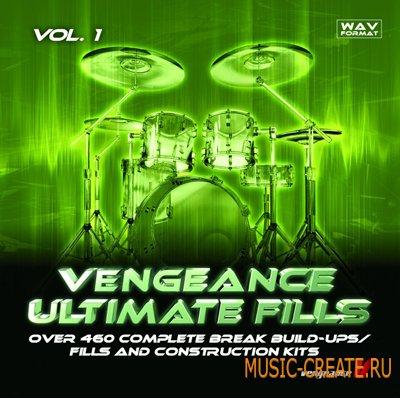 Ultimate Fills Vol 1 от Vengeance  - сэмплы драм грувы / филлы (WAV)
