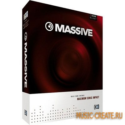 MassiveSynth - NI Massive Dubstep Pack (NI Massive Presets)