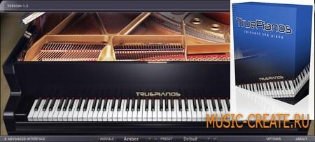 4Front TruePianos STANDALONE VSTi RTAS 1.9.2 x86/x64  (TEAM ASSiGN) - виртуальный рояль