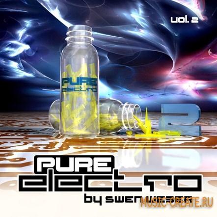Mutekki Media Pure Electro Vol 2 (MULTiFORMAT) - сэмплы Electro