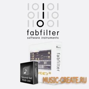 FabFilter Twin 2 Rob Lee Sound Set - пресеты для FabFilter Twin 2