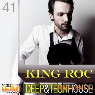 Loopmasters King Roc: Deep & Tech House (MULTIFORMAT) - сэмплы Deep House, Tech House