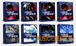 Liquid Trance DMS Vol.1-8 от DMS - сборка звуков для транса (MIDI, WAV)