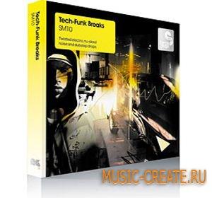 Tech Funk Breaks от Sample Magic - сэмплы breaks, electro, dubstep (MULTiFORMAT DVDR / TEAM SUNiSO)