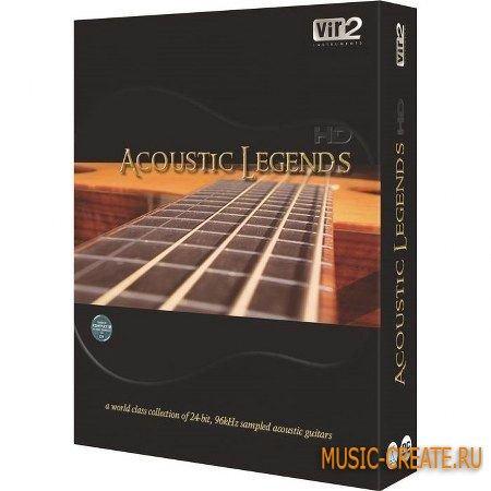 Acoustic Legends HD от Vir2 Instruments - виртуальные акустические гитары (VSTi.DXi.RTAS.AU HYBRID - DYNAMiCS)