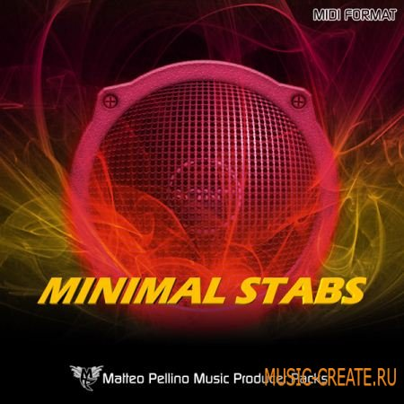 Matteo Pellino Minimal Stabs (MIDI) - мелодии Minimal