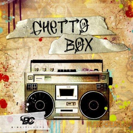 Dirty South Ghetto Box от Big Citi Loops - сэмплы Dirty South (WAV)