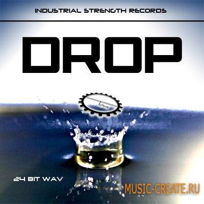 Drop от Industrial Strength Records - звуковые эффекты (MULTiFORMAT)