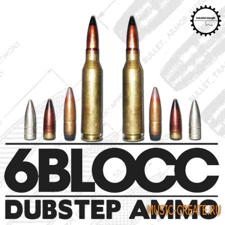 Industrial Strength Records Dubstep Ammo (WAV) - сэмплы Dubstep