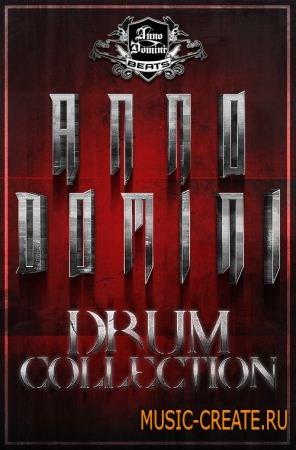 Producers Choice Anno Domini Drum Sample Collection (WAV) - сэмплы ударных
