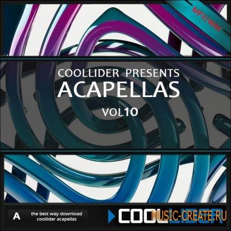 Coollider presents - Acapellas vol.10 - сборка акапелл
