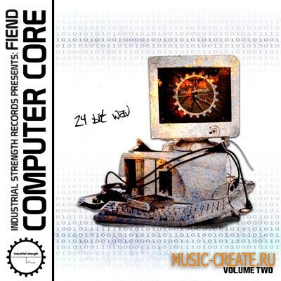 Computer Core Vol 2 от Industrial Strength Records - Gabber сэмплы (ACID WAV)