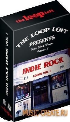 The Loop Loft Indie Rock Drums Vol 1 (wav) - сэмплы Rock