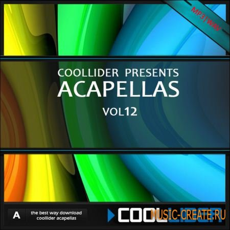 Coollider presents - Acapellas vol.12 - сборка акапелл