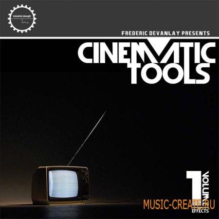 Industrial Strength Records - Cinematic Tools (Multiformat) - кинематографические сэмплы