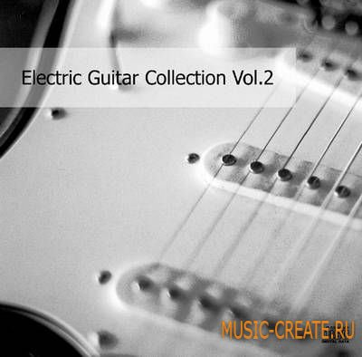 Realsamples - Electric Guitar Collection Vol 2 (Multiformat) - сэмплы электрогитары